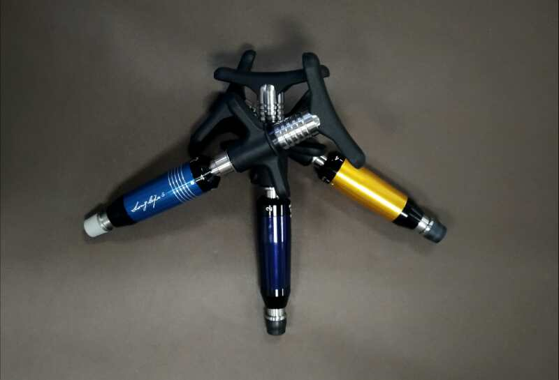 台湾Activator双簧AMCT脊椎矫正枪